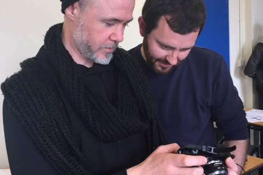 Introduction to Photography at Griffith College Cork