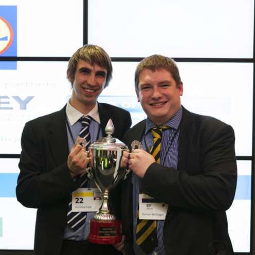 Griffith College Business Student GradIreland National Student Awards