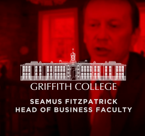 Seamus Fitzpatrick Business Faculty Griffith College