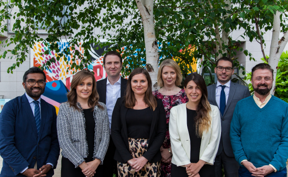 Meet the Law faculty at Griffith College