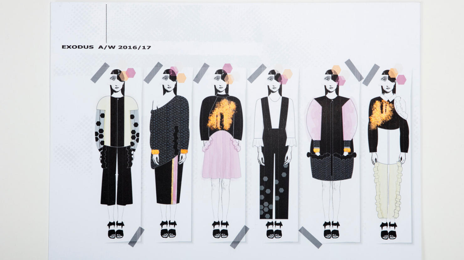 BA (Hons) in Fashion Design at Griffith College