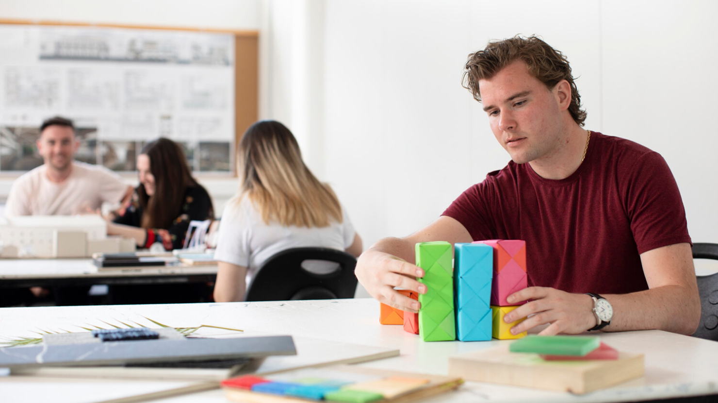 BA in Interior Design at Griffith College