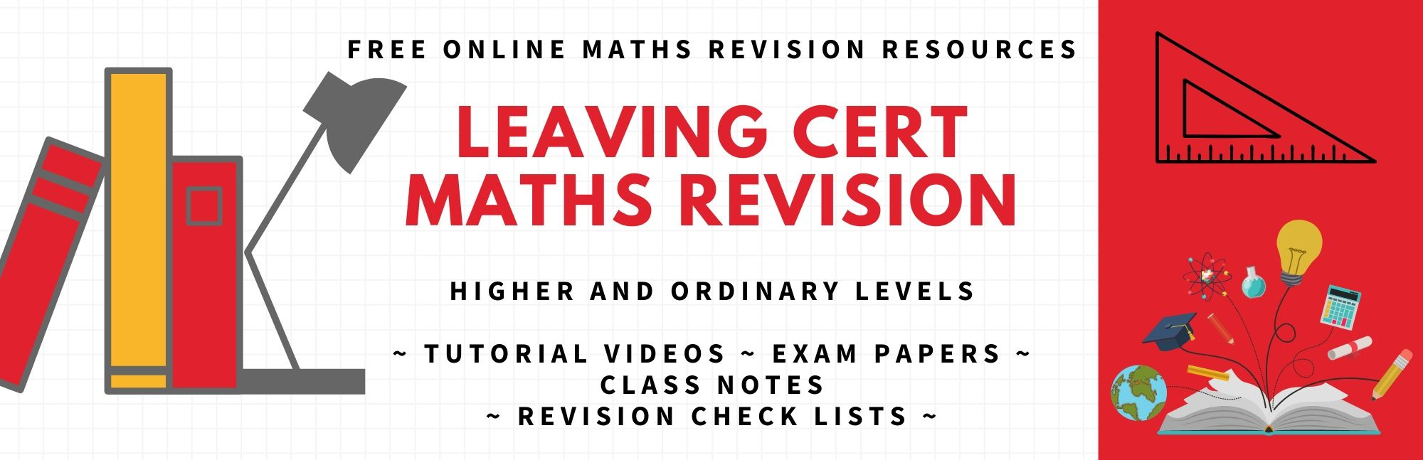 Leaving cert maths revision with Griffith College