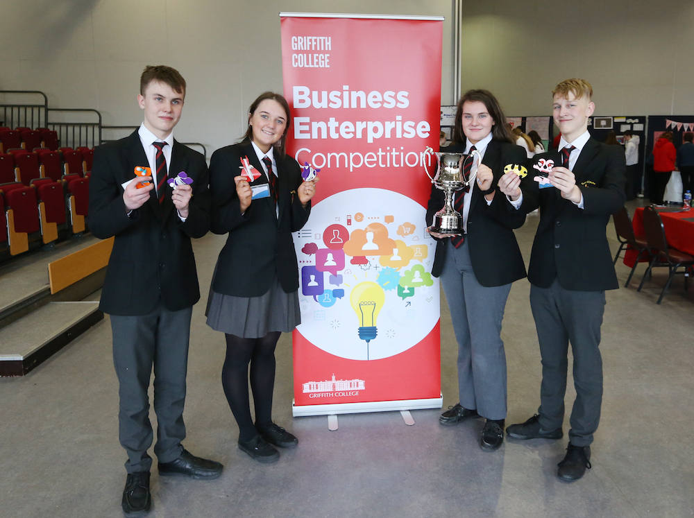 Business Enterprise Competition at Griffith College
